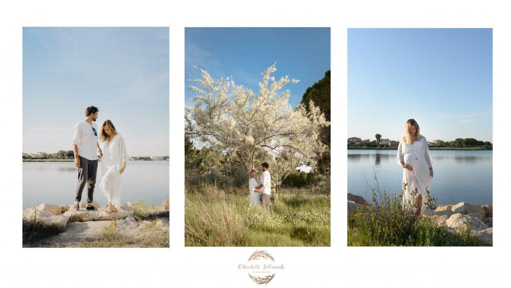 seance-grossesse-couple-arbre-ciel-bleu-maternite-grau-du-roi-port-camargue-nature-lac-salonique-photographe-christelle-labrande-gard-herault